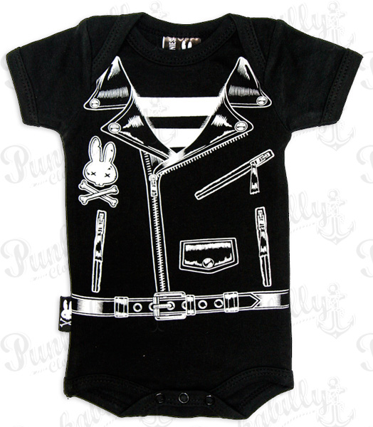 Rocker Baby Onesie