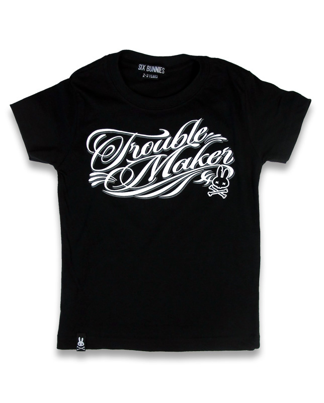 """Trouble Maker"" Childrent T-Shirt"