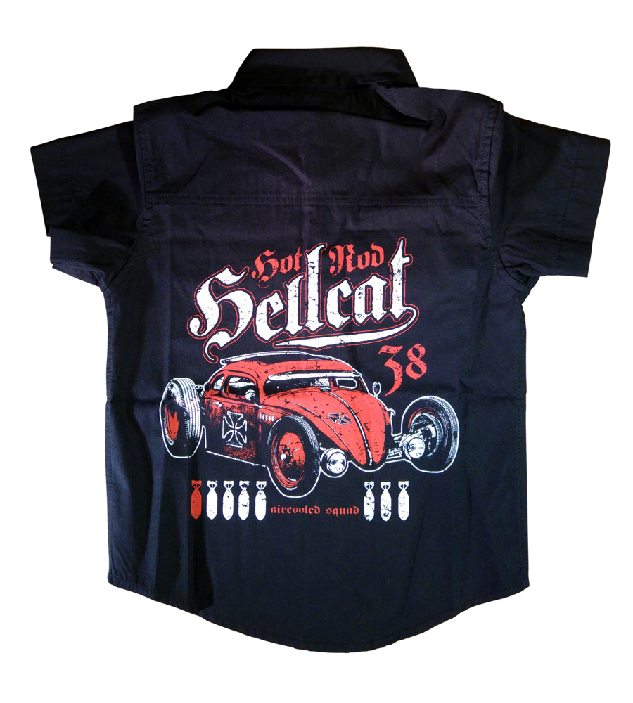 VOLKSROD Boy Work Shirt