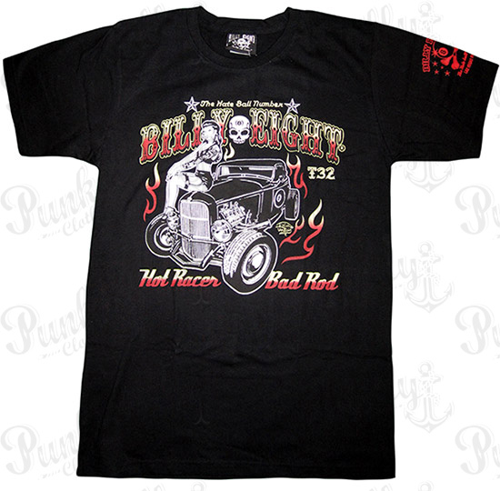 """Hot Racer Bad Rod"" Man T-Shirt"