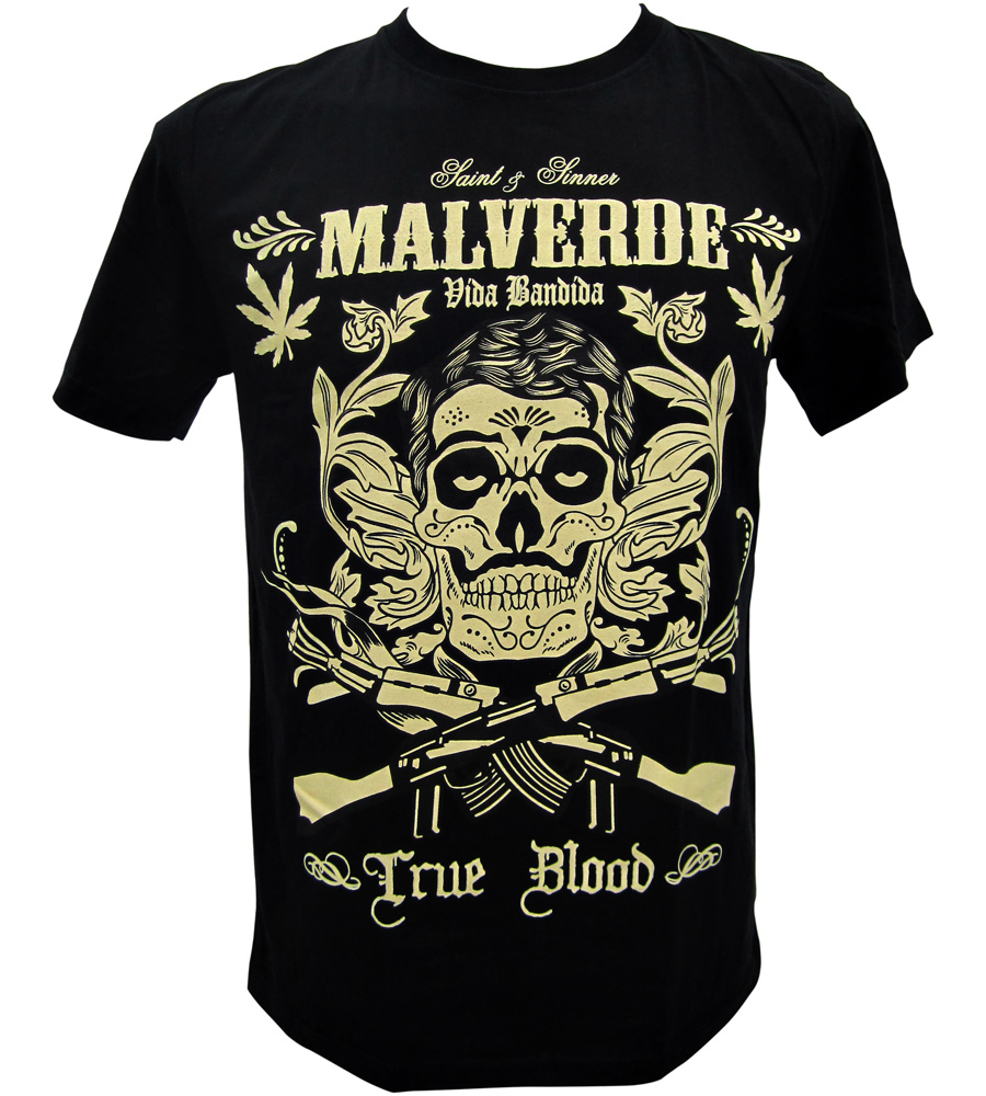 MALVERDE Men T-Shirt