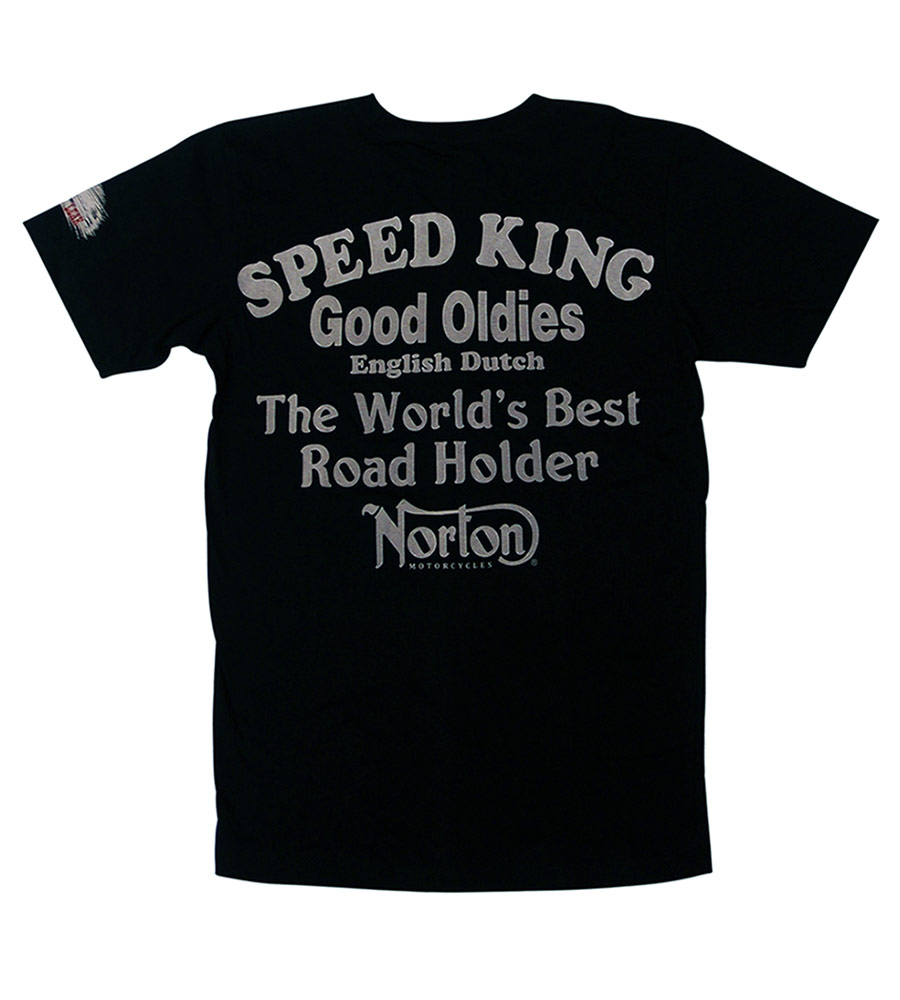"""Speed King"" Man T-Shirt"