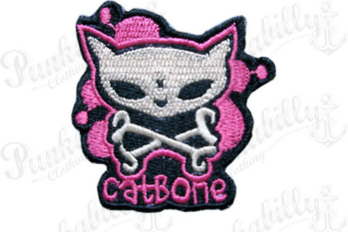 Cat Bone Patch