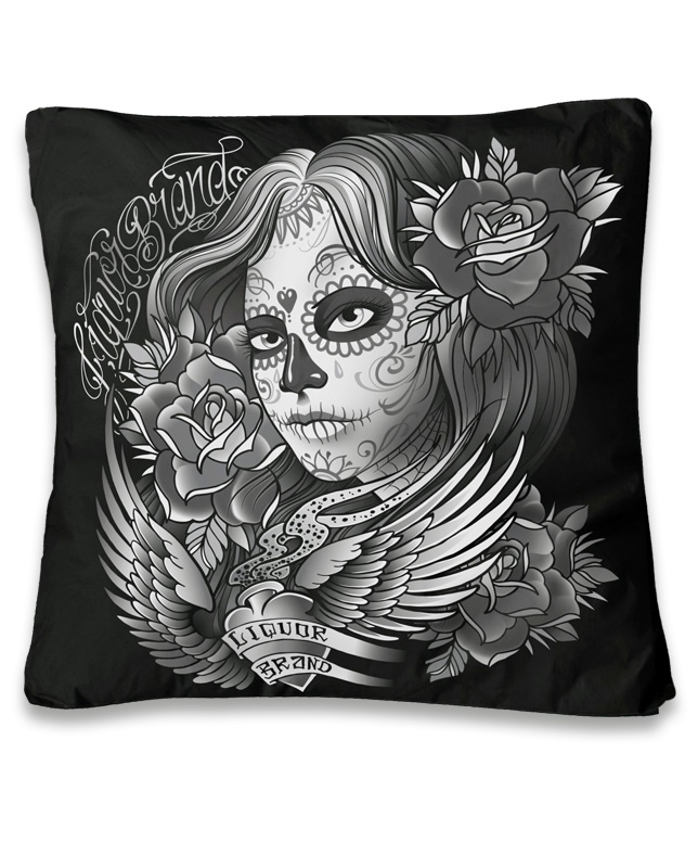 DARK ANGEL Pillow Cover