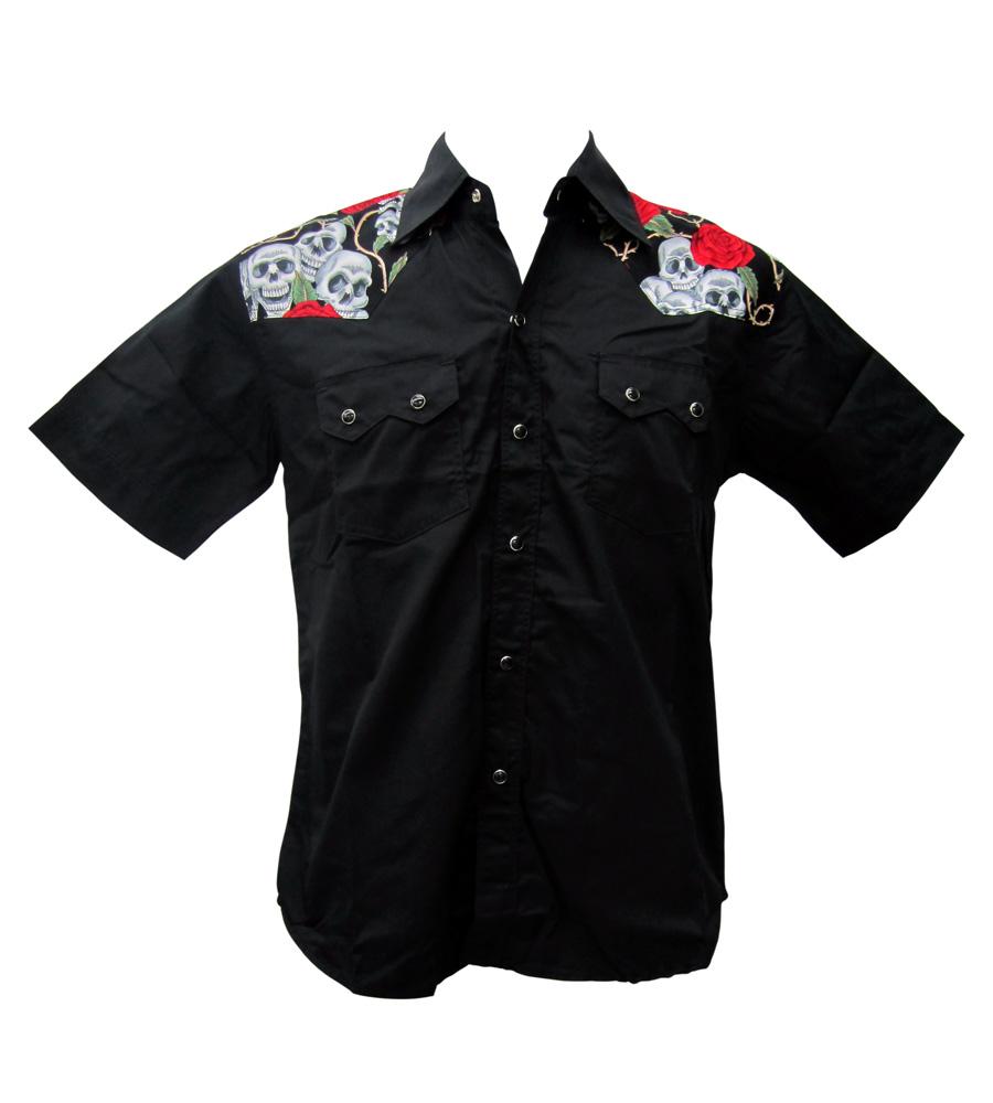Rockabilly  Work Shirt