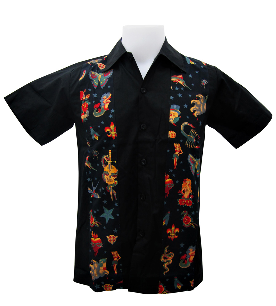 Tattoo Designs Work Shirt