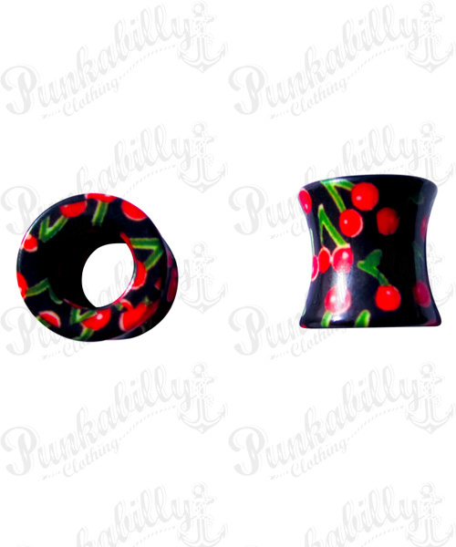 Cherry print Rockabilly Tunnel