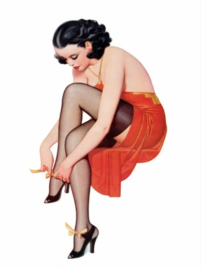 Pinup Girls: High heels