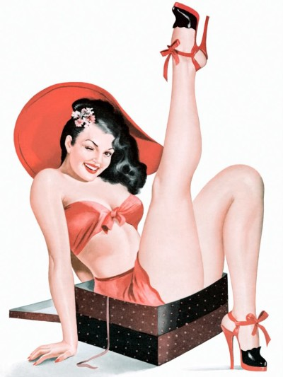 Pinup Girls: The secret ingredient