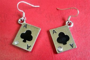 Rockabilly earrings