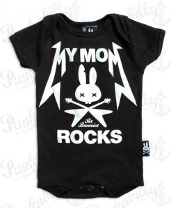 Rockabilly Baby clothes