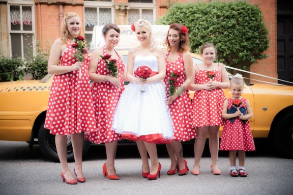 Wedding Dress Up Ideas : Rockabilly wedding ideas styles decor
