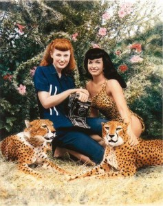 Shop Punkabilly Clothing for more leopard pin up dresses