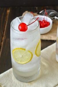 1950's cocktails - Tom Collins