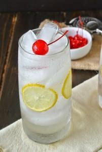 1950's cocktails - Tom Collins