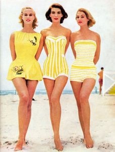 Rockabilly Swimsuits