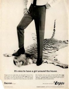 Not so funny Vintage Ads from the 50's and 60's