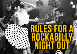 Rockabilly Rules for New Year's Eve