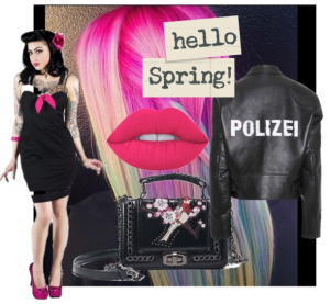 Rockabilly Clothing for Women in Springtime