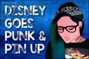 Pinup Disney