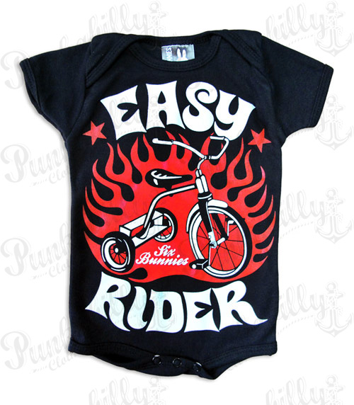 EASY RIDER Rockabilly Onesie
