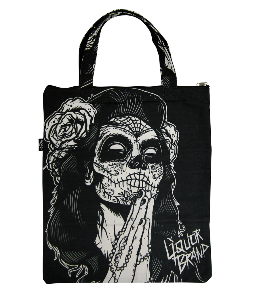 Gypsy Girl Canvas Bag