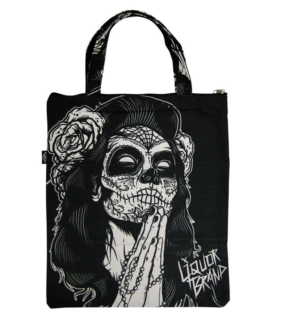 Gypsy Girl Canvas Bag