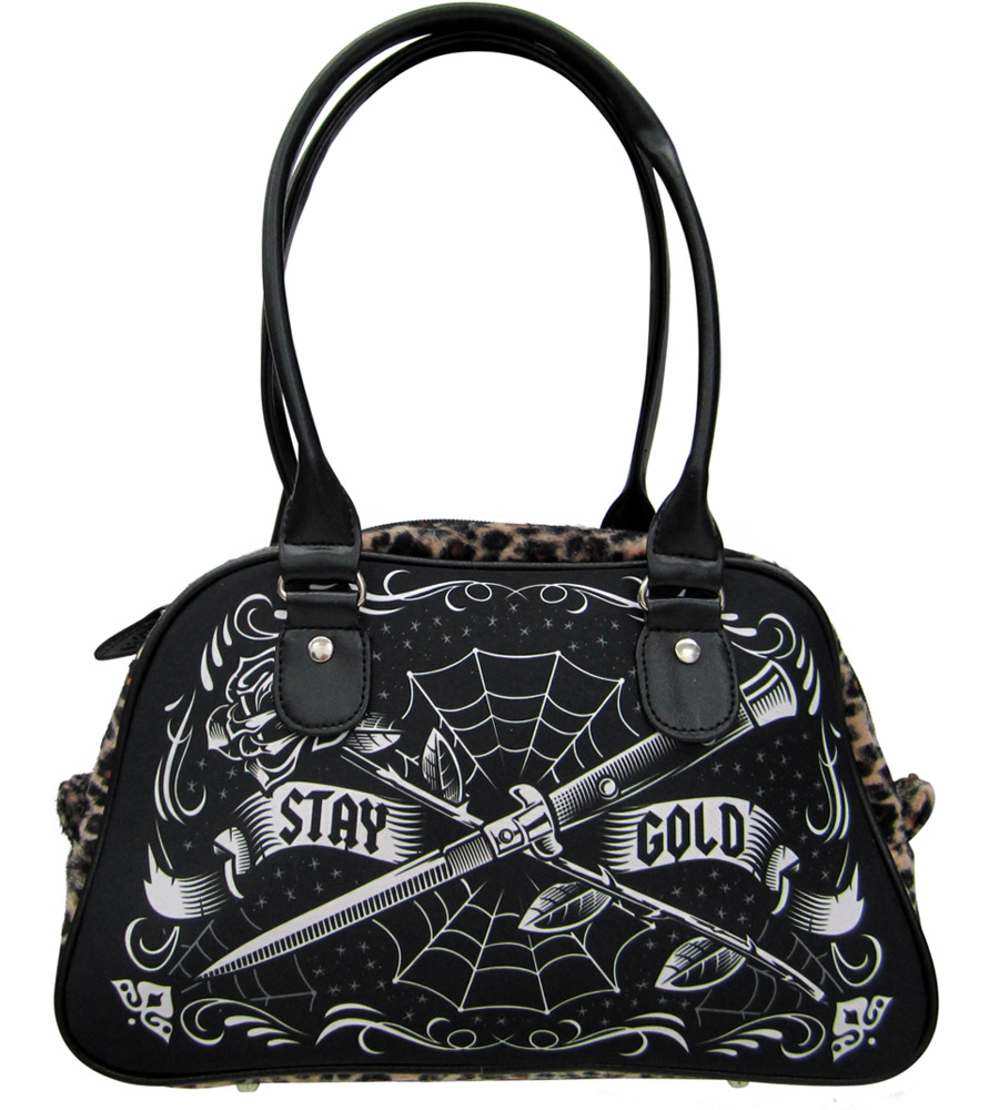 Switch Rose Small Bowling Bag