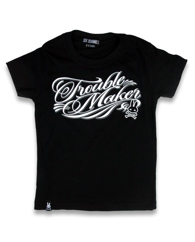 Trouble Maker Childrent T Shirt