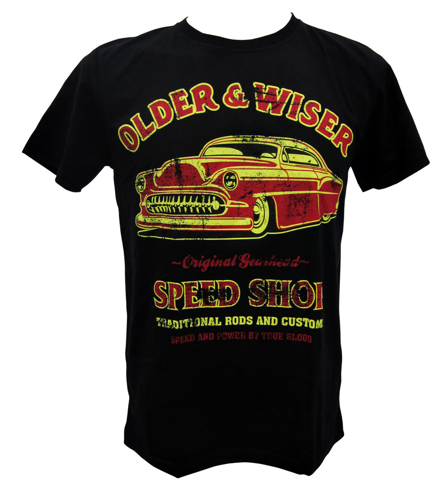 OLDER & WISER T-Shirt