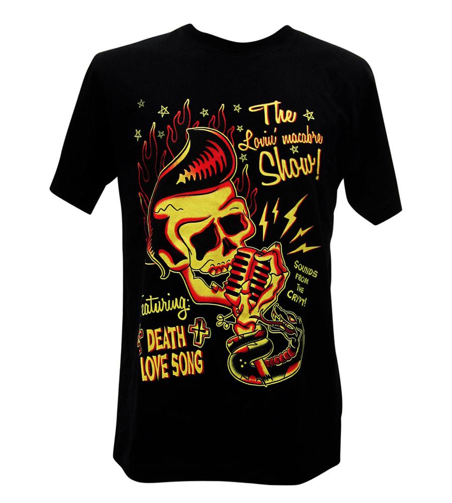 Death Love Song Man T-Shirt