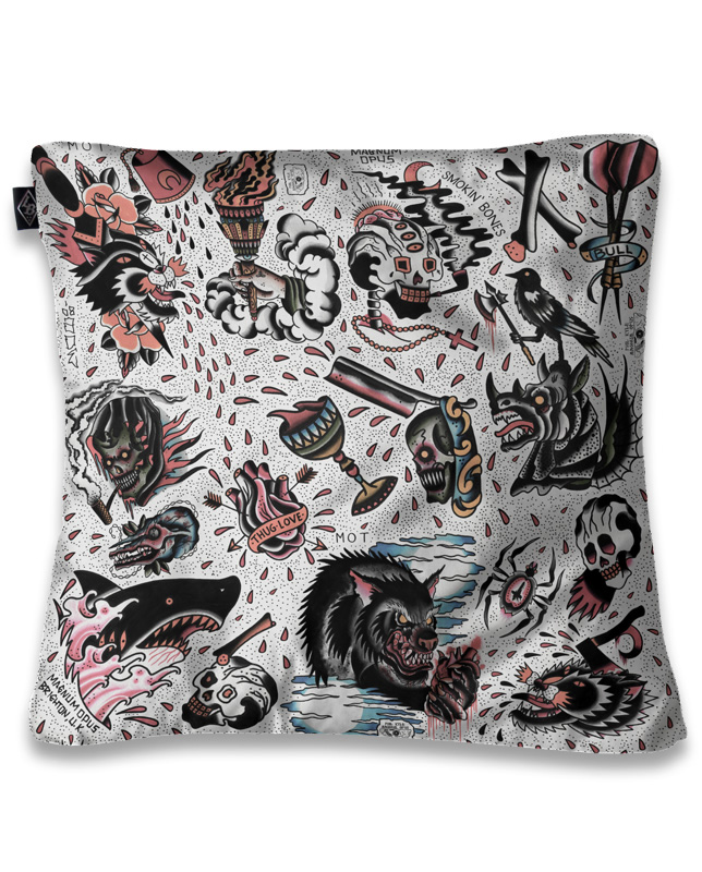 Nightmare Pillow Cover