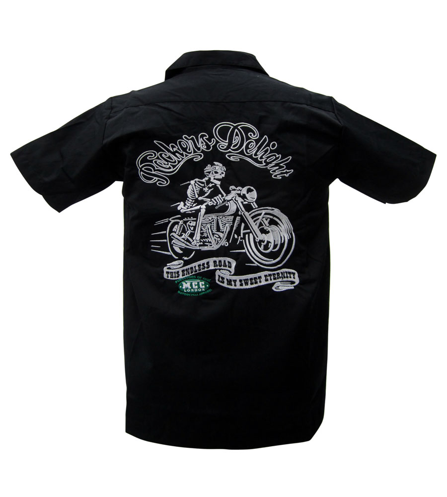 Rockers Delight Work Shirt
