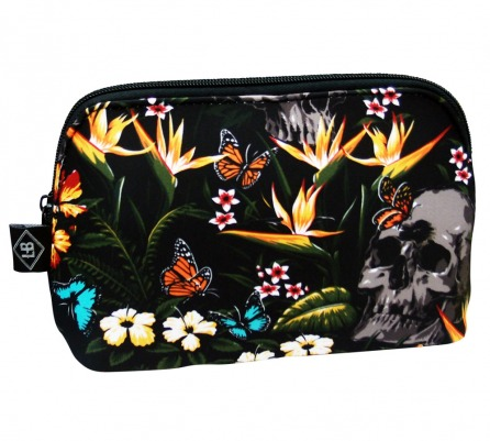 Hawaiian Skull Liquor Brand Purse