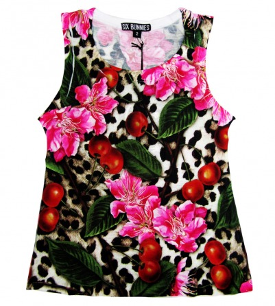 Tank Top Cherry Blossom