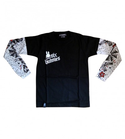 """SNAKE RAZORS"" Long Sleeves T-Shirt"