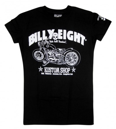 "Billy Eight ""motorcycle"" women T-Shirt"