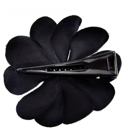 Black Rose & Skull Hair Pin
