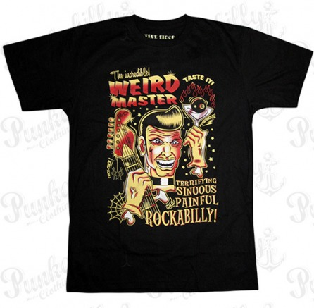 """Weird Master"" Man T-Shirt"