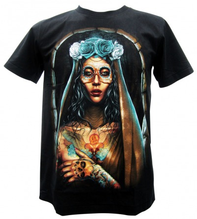 Maria Tattoo Men T-Shirt