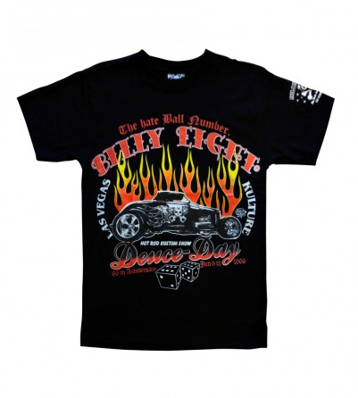 "Billy Eight ""Deuce Day"" T-Shirt"
