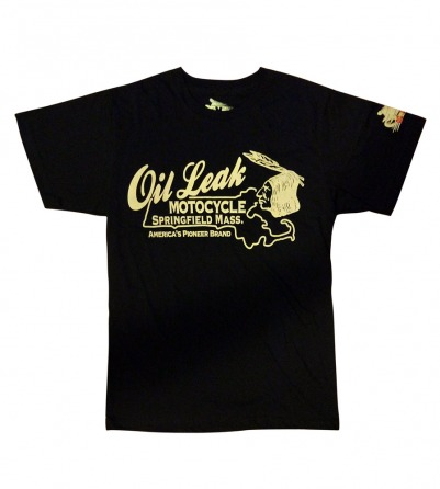 Oil Leak Mens T-Shirt