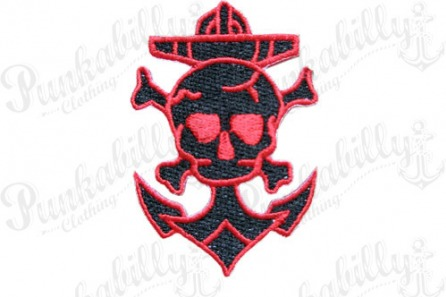 Crossbones & Anchor Patch.