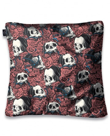 Rosary Pillow Cover