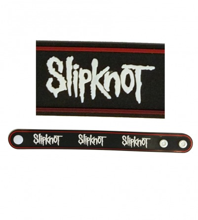 Slipknot Rubber Bracelet