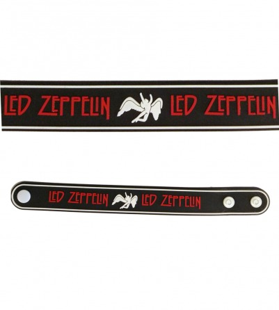 Led Zeppelin Rubber Bracelet