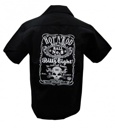 Hot 39 n 39 rod embroidered work shirt for Embroidered work shirts online