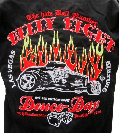 Deuce Day Embroidered Work Shirt