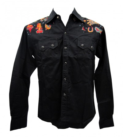 Tattoo Designs Long Sleeve Work Shirt