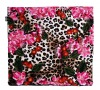 Leopard & Cherryblossom Pillow Cover